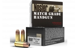 NOS 51290 Match HG 9mm 147 Jacketed Hollow Point - 20rd Box