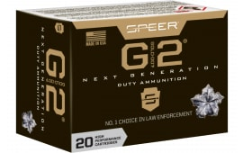 Speer 23999 Gold Dot 2 40 S&W 180 GD2 - 20rd Box