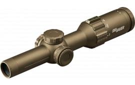 Sig Sauer SOT61238* TANGO6T 1-6X24IL 3 GUN FDE