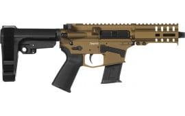 CMMG 57A1843BB Pistol Banshee 300 MK57 20rd Burnt Bronze