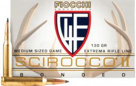 Fiocchi 65MSCA 6.5 Creedmoor 130 Sccir - 20rd Box