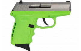 Sccy CPX2TTLG 3.1 SS NMS 10 Lime