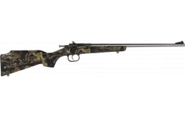 Crickett KSA2294 Mossy Oak Break-up S/S 22MAG