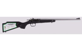 Crickett KSA2295 Black Synthetic S/S 22MAG