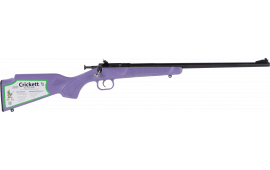 Crickett KSA2308 Purple Synthetic Blue (mfr)