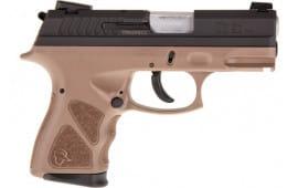 "Taurus 1TH9C031B TH9C 3.54"" ADJ.13rdBLACK/BROWN Polymer"
