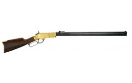 "Henry H011D2 Original Deluxe Engraved 44-40 Lever .44-40 Win 24.5"" 13+1 American Walnut Stock Blued Barrel/Brass Receiver"