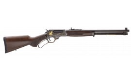 "Henry H010WL Large Caliber Wildlife Edition Lever .45-70 Govt. 18.4"" 4+1 American Walnut Stock Blued"