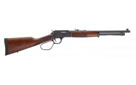 """Henry H012MR Big Boy Steel Carbine Lever 357/38 16.5"""" 7+1 Walnut Stock Blued Rec"""