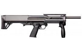 Kel-Tec KSGNRBLK KSG-NR 12GA 3IN 18.5IN Black Tactical Shotgun