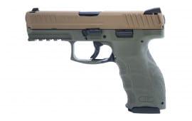 """Heckler and Koch 81000136 VP9 9mm 4.1"""" 15rd"""