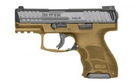 """Heckler and Koch 81000096 VP9SK 9mm 3.4"""" 10rd"""