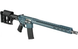 Black Rain Ordnance BROCOMP3GBLUTI18 COMP3G 5.56MM 18 Blue Titanium