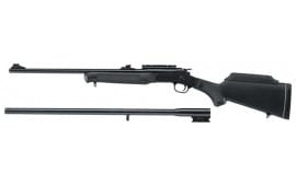 """Rossi MP0202211Y22 20GA 22LR  22"""" Matched Pair Blued Black Synthetic FOS"""