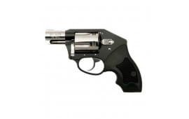 Charter Arms 53921 OFF Duty 38 SPL 2 Black High Polish Alum 5rd Revolver