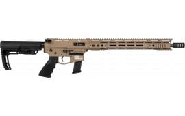 """Juggernaut Tactical JTR9MM16FDECAHFFF 9M 16"""" 15"""" M-Lok *CA* FDE"""