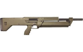 Gibbs SRM1216STS Arms M1216 12GA FDE 18.5 16rd CA Legal Shotgun