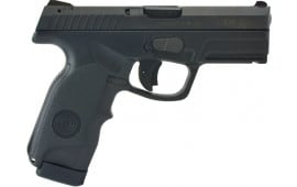 Steyr Mannlicher 397132H M40A1 40 S&W 4 Black Synthetic 12rd