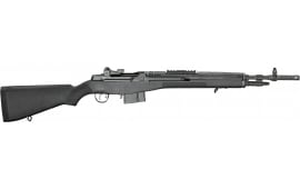"Springfield Armory AA9126 M1A Scout Squad Semi-Auto .308 18"" 10+1 Black"