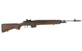 "Springfield Armory SA9802CA M1A Super Match *CA Compliant* Semi-Auto .308 22"" 10+1 Walnut Stock Stainless Steel"