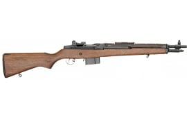 "Springfield Armory AA9122NT M1A Scout Squad *NY Compliatn* Semi-Auto .308 18"" 5+1 Walnut Stock Black"