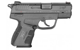 "Springfield Armory XDE9339BE XD-E DA/SA 9mm 3"" 8+1 Black Polymer Grip Black"