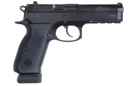 "TriStar 85080 P-120 Da/sa 9mm 4.7"" 17+1 Black Poly Grip Black Cerakote"