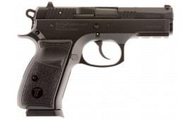 "TriStar 85085 P-100 Pistol Double 9mm 3.7"" 15+1 Black Polymer Grip"