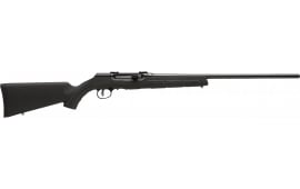 "Savage Arms 47700 A17 Sporter 20"" 10-SH Accu TGR BLUED/BLACK SYN"