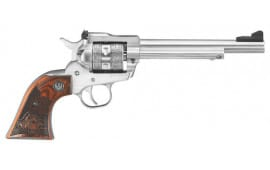 Ruger KNR6TALO Talo Single SIX 22 Conv 6.5 Engraved Grip/Cylinder Revolver