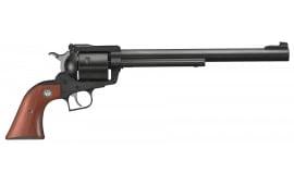 """Ruger 0807 Super Blackhawk Standard Single .44 10.5"""" 6 Hardwood Blued Revolver"""