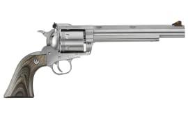 "Ruger 0860 Super BlackHawk Hunter Single .44 7.5"" 6 Black Laminated Wood Stainless Revolver"