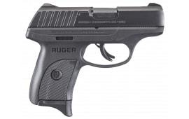 Ruger 3283 EC9S 9mm 3.12 Black 7rd