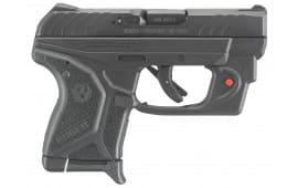 Ruger 3758 LCPII 380 2.75 Viridian Laser