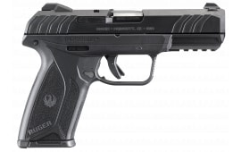 Ruger 3810 Security 9 9mm 4IN BL 15rd