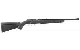 "Ruger 8323 American Rimfire Compact Bolt 22 WMR 18"" 9+1 Blued"