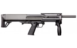 "Kel-Tec KSGNRBLK KSG-NR 12GA 3"" 18.5IN Black Tactical Shotgun"
