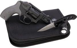 "Smith & Wesson 12933 Bodyguard .38 SPL+P 1.9"" FS Black EDC Kit w/CTC Laser"
