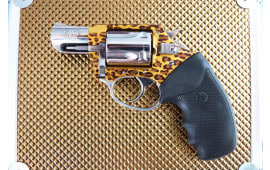 Charter Arms 53889 Undercover Lite 38 SPL 2 FS Leopard HI Polish Revolver
