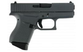 Glock PI4350201SNPRGray G43 9MM