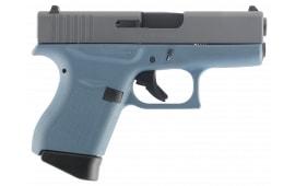 Glock PI4350201BTTG 43 9M 6rd Btit