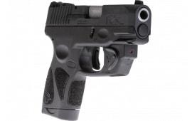 Taurus 1G2S931VL G2S 3.26 Viridian 7rd Black/Black