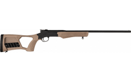 Rossi MP4111813Y22TAN Tuffy .410/.22LR Black/TAN Thumbhole Synthetic