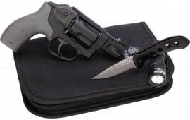 "Smith & Wesson 12934 Bodyguard .38 SPL+P 1.9"" FS Black w/CTC Laser MA Compliant"