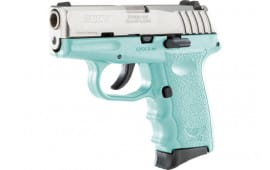Sccy CPX3TTSB CPX3-TT Pistol DAO .380 10rd SS/SCCY Blue w/O Safety