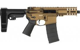 CMMG 94A179CBB Pistol Banshee 300 MK4 RDB/9ARC 30rd Burnt Bronze