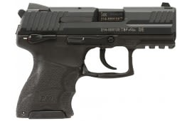 "Heckler & Koch 930SK V3 9mm Pistol, 3.27"" Subcompact Ambi Safe & Decocking Button 2 10rd - HK 730903KSA5"