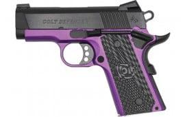 Colt Defense O7800XEAP Defender 3 Blued Purple Frame 1/400