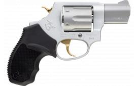 "Taurus 2856029ULGLD 856 38SP 2"" MTSS/GOLD Revolver"