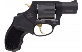 "Taurus 2856021ULGLD 856 38SP 2"" Black/GOLD Revolver"